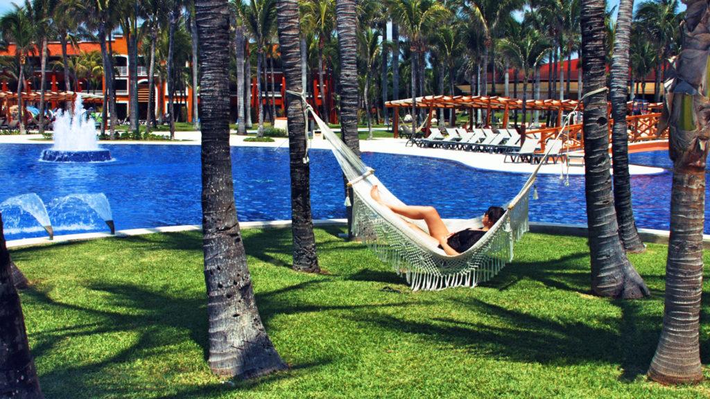 Valoración de la influencer de viajes Just Lia en el Barceló Maya Grand Resort