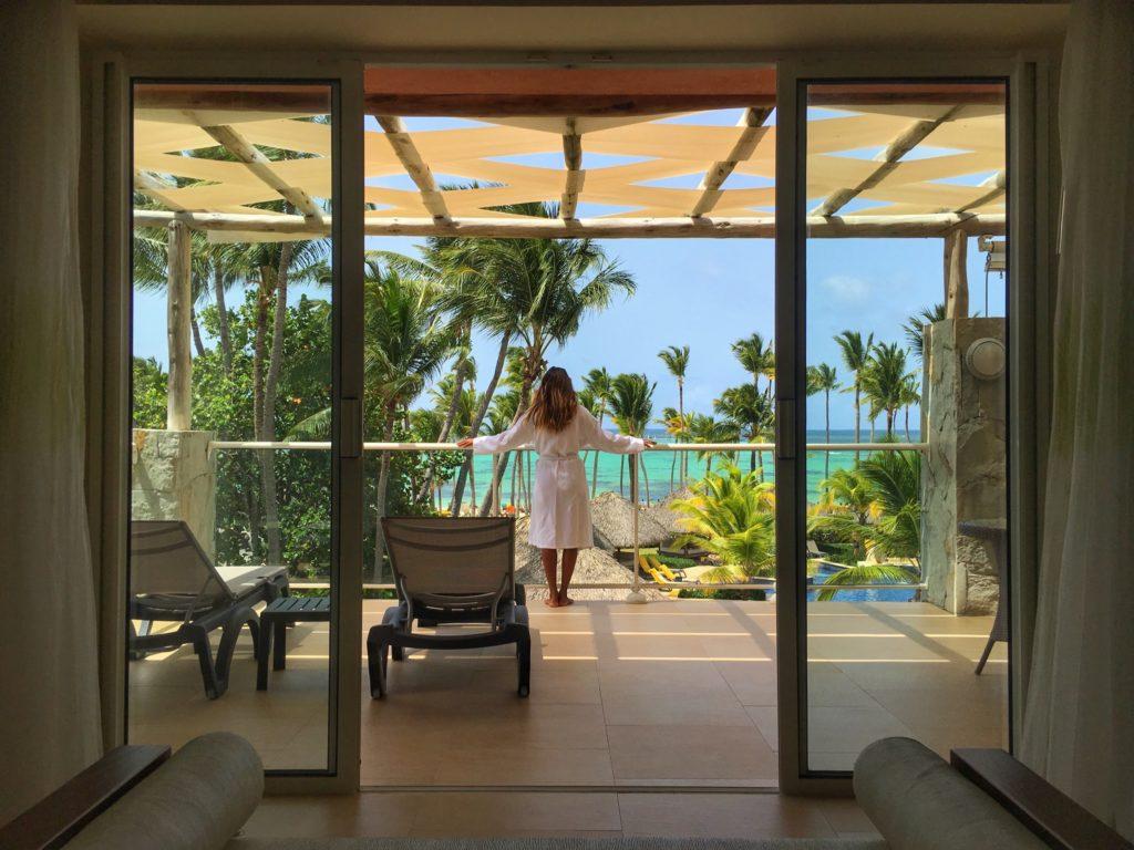 El mejor resort en el Caribe con vistas al mar