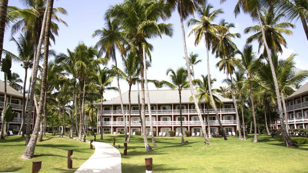 El mejor resort con jardín en Playa Bávaro