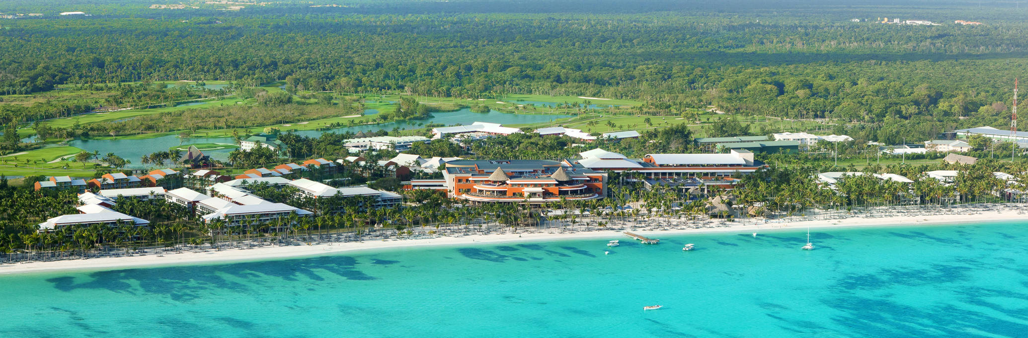 Best Dominican Republic Hotels: Barcelo Bavaro Grand Resort