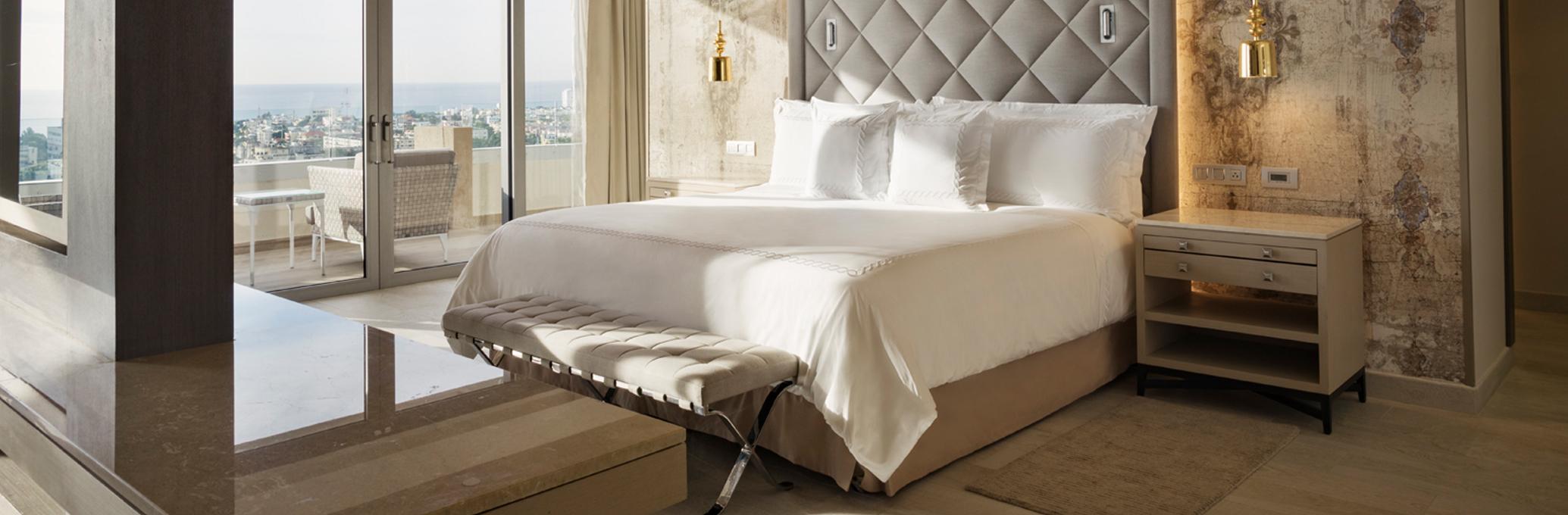 El Embajador: hotel Santo Domingo