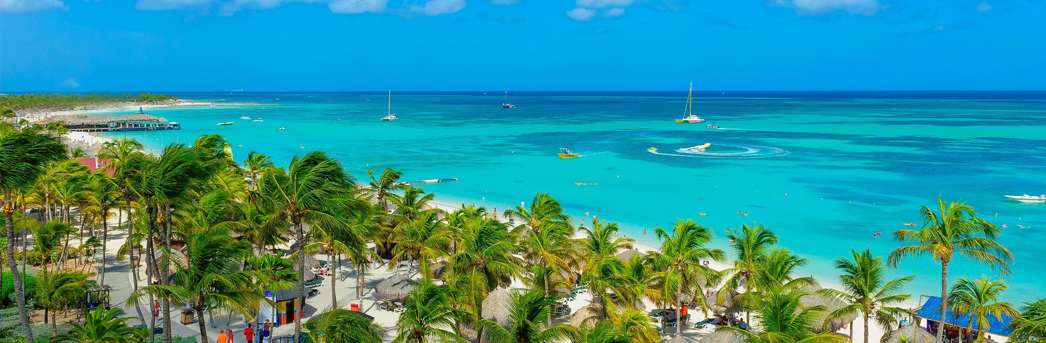 Barceló Aruba: hoteles y mejores playas