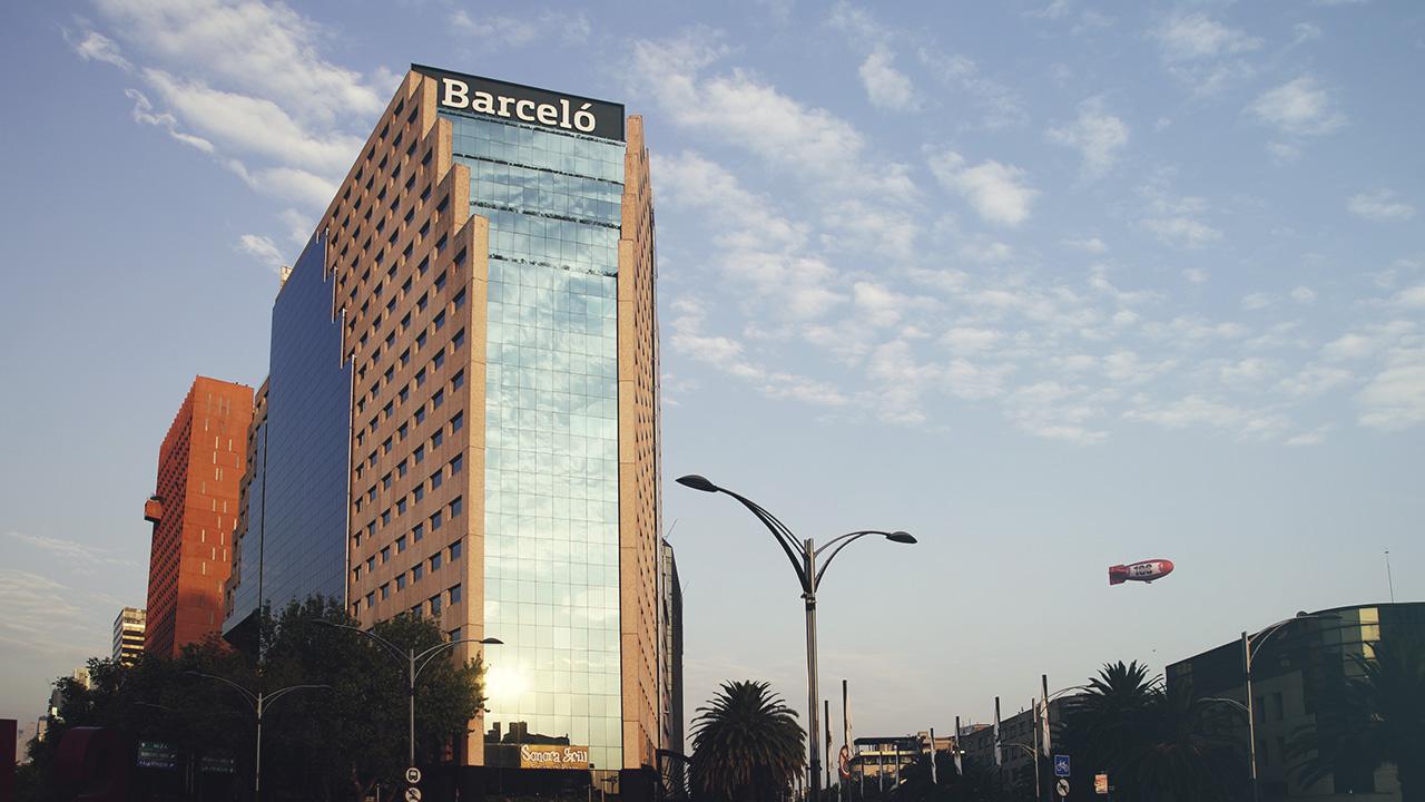 Mejores hoteles en Ciudad de México: Hotel urbano Barceló México Reforma