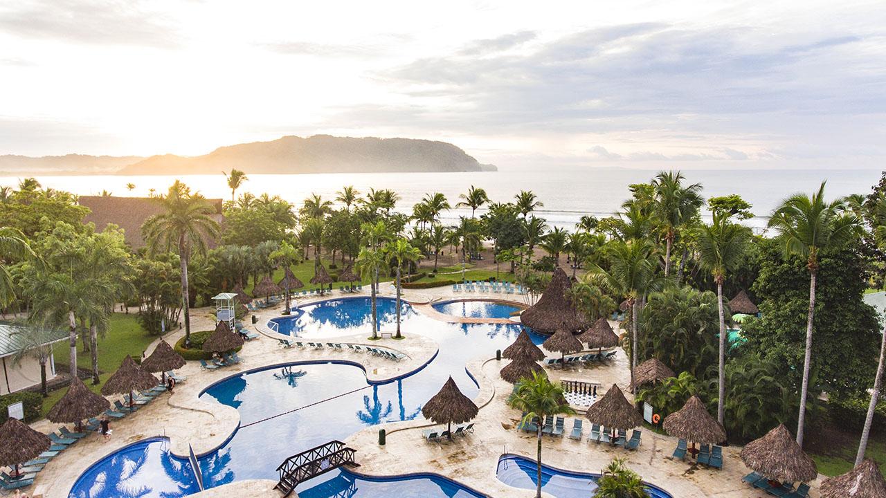 Vacaciones en Costa Rica mejores playas: hotel Barceló Tambor