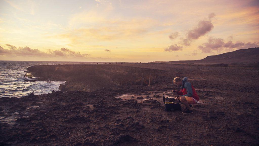Descubre con @shangerdanger un viaje a Aruba donde te será fácil capturar las mejores fotografías.