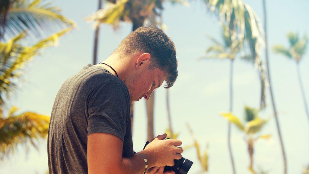 Dani Mcgee disfruta de increíbles excursiones en Punta, un paraíso natural