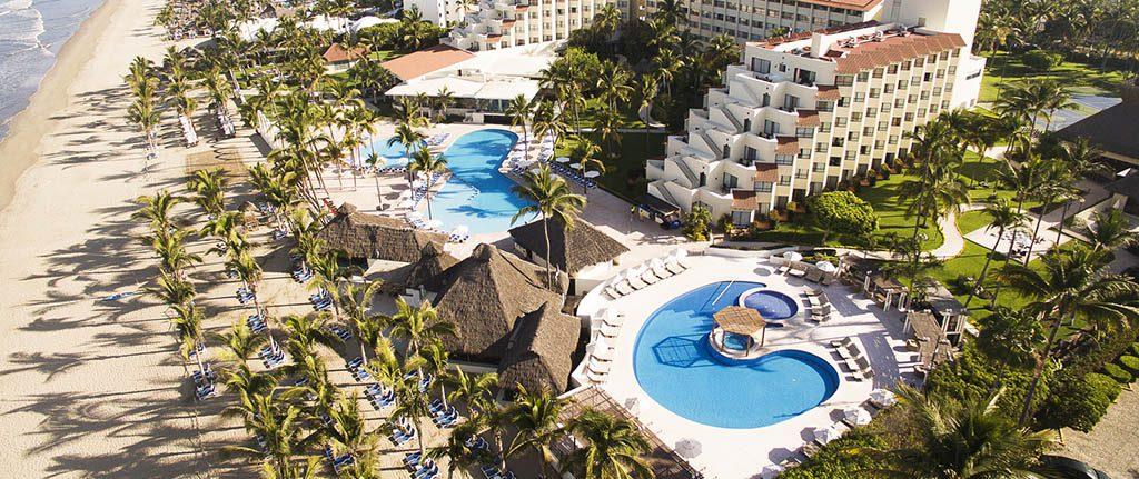 Occidental Nuevo Vallarta Hotel: exotic vacation and travel destination on idyllic beaches