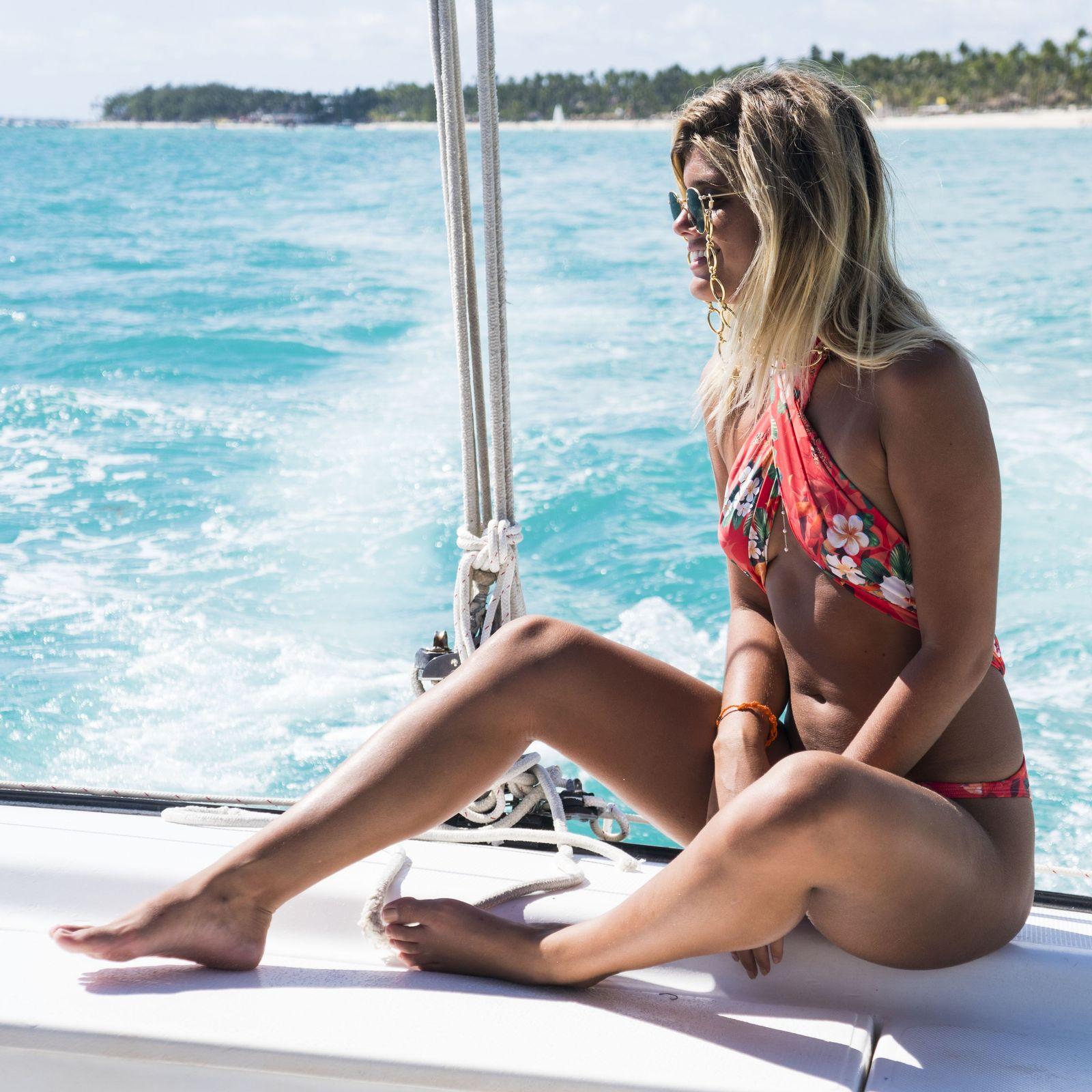 Excursiones para navegar por el Mar Caribe de mano de la brasileña Marina Pumar en Punta Cana