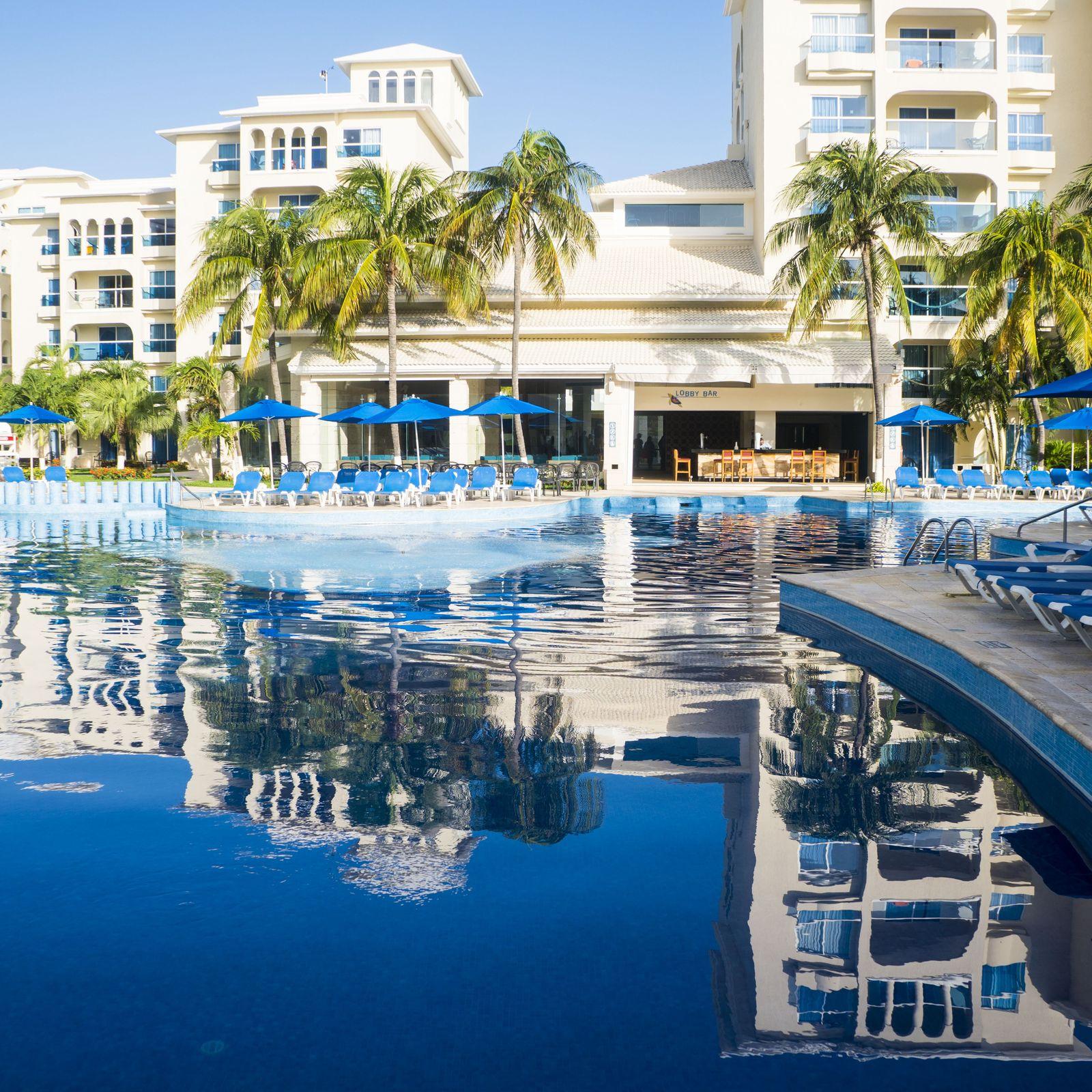 Enamórate de las vistas sin moverte de tu habitación desde Occidental Costa Cancún