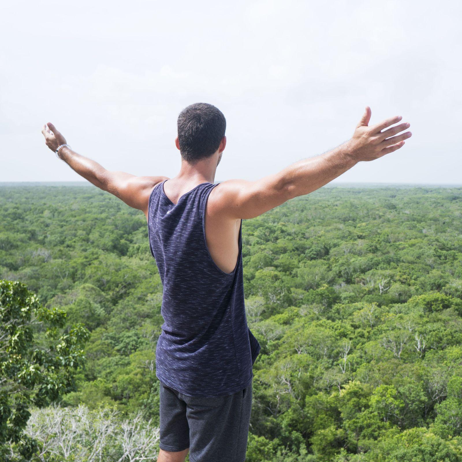 Riviera Maya no sólo es un destino de descanso. Disfruta de las mejores excursiones como Thiago Correa.