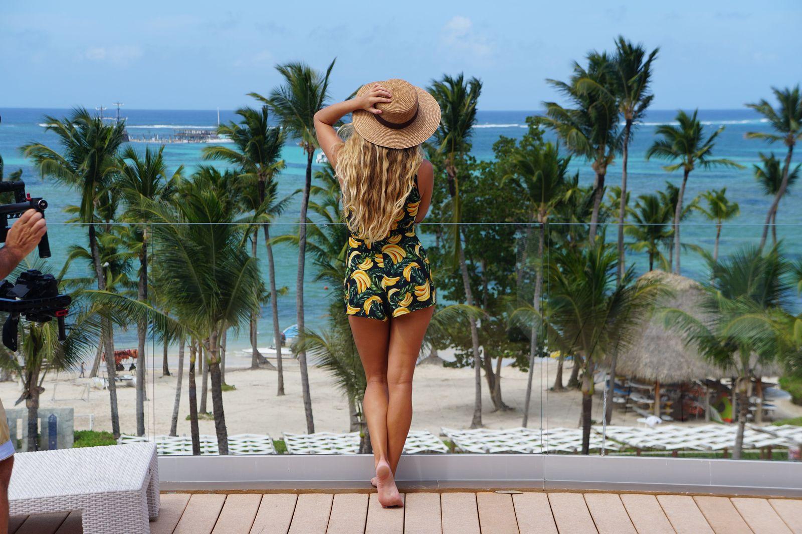 Vistas al Mar Caribe y unas irrefrenables ganas de quedarse en Punta Cana