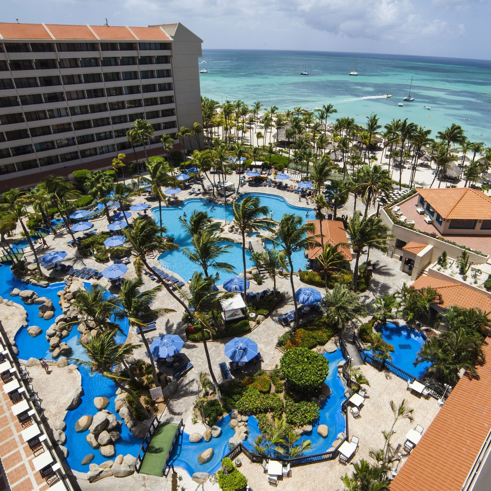 Best Aruba accommodation for a Caribbean vacation