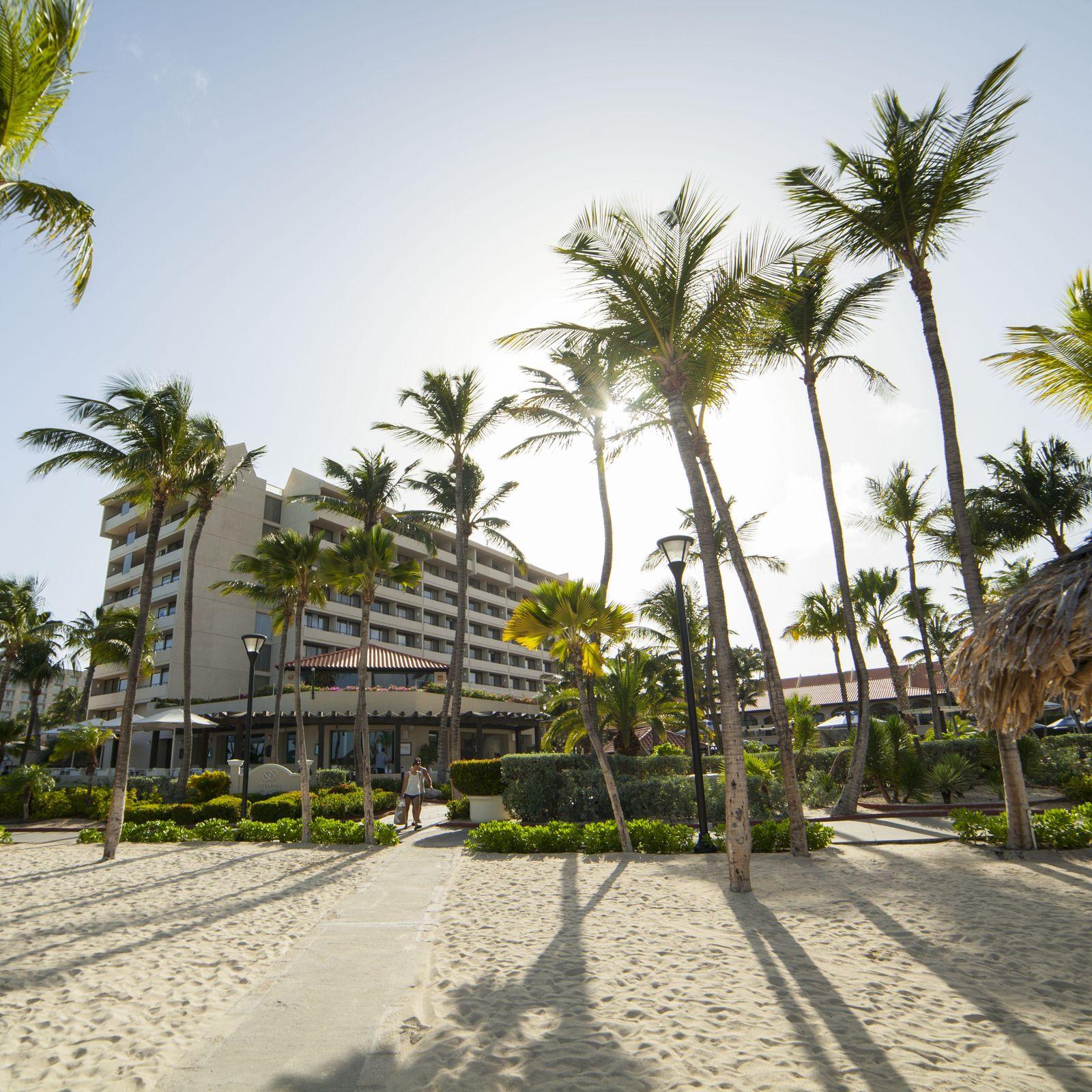 Vacaciones románticas en pareja en el hotel Barceló Aruba