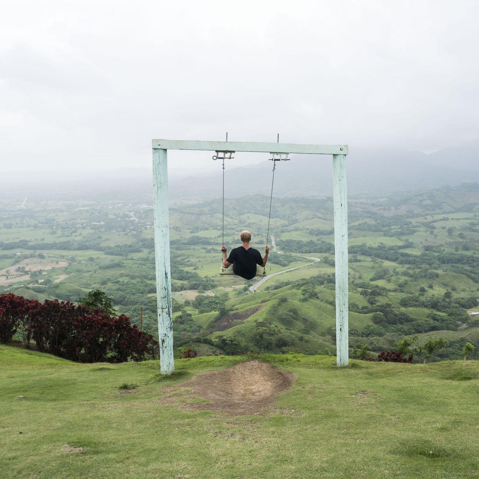 Montaña Redonda un lugar de obligada visita en República Dominicana