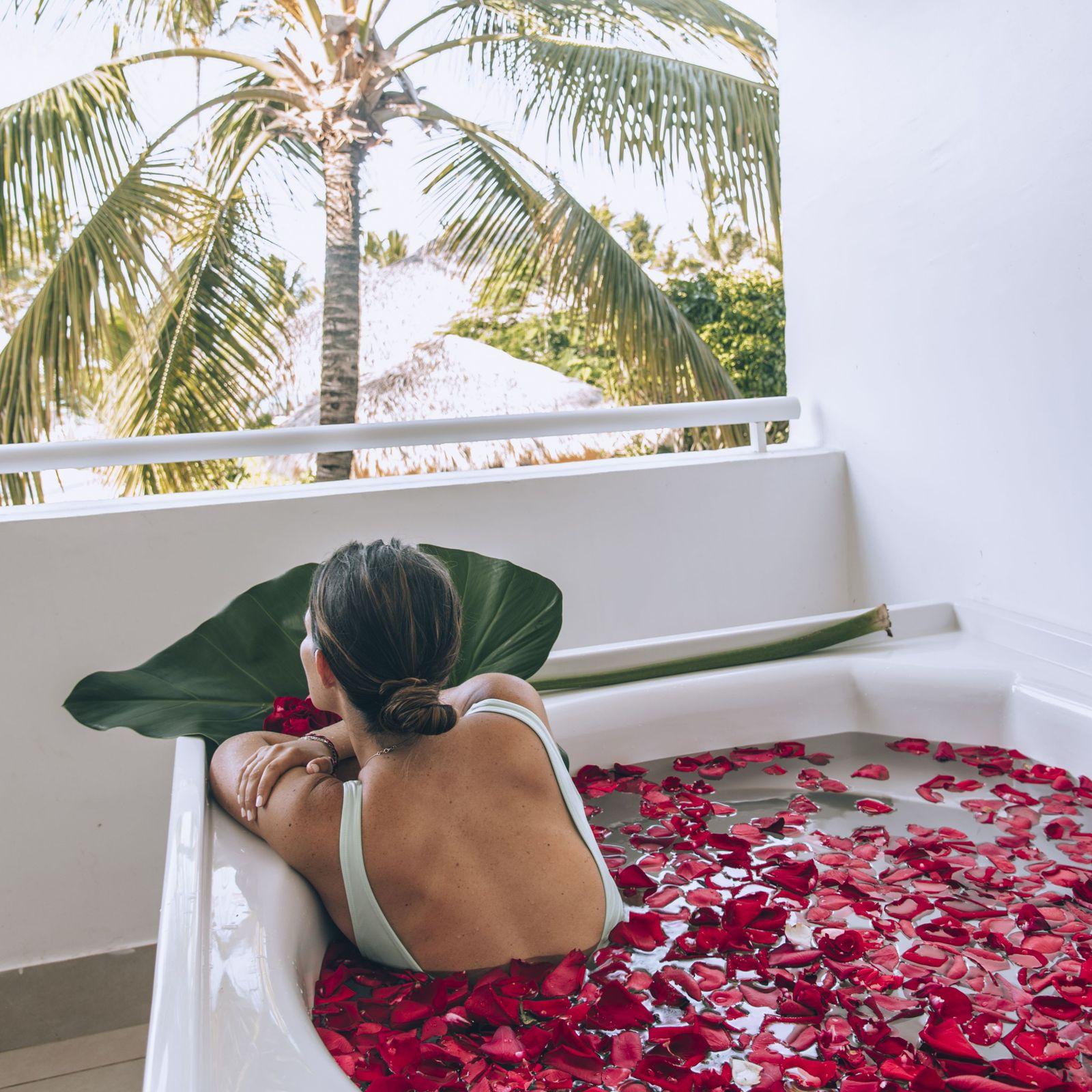 Hoteles con bañera de hidromasaje para vacaciones en clave de relax en Punta Cana