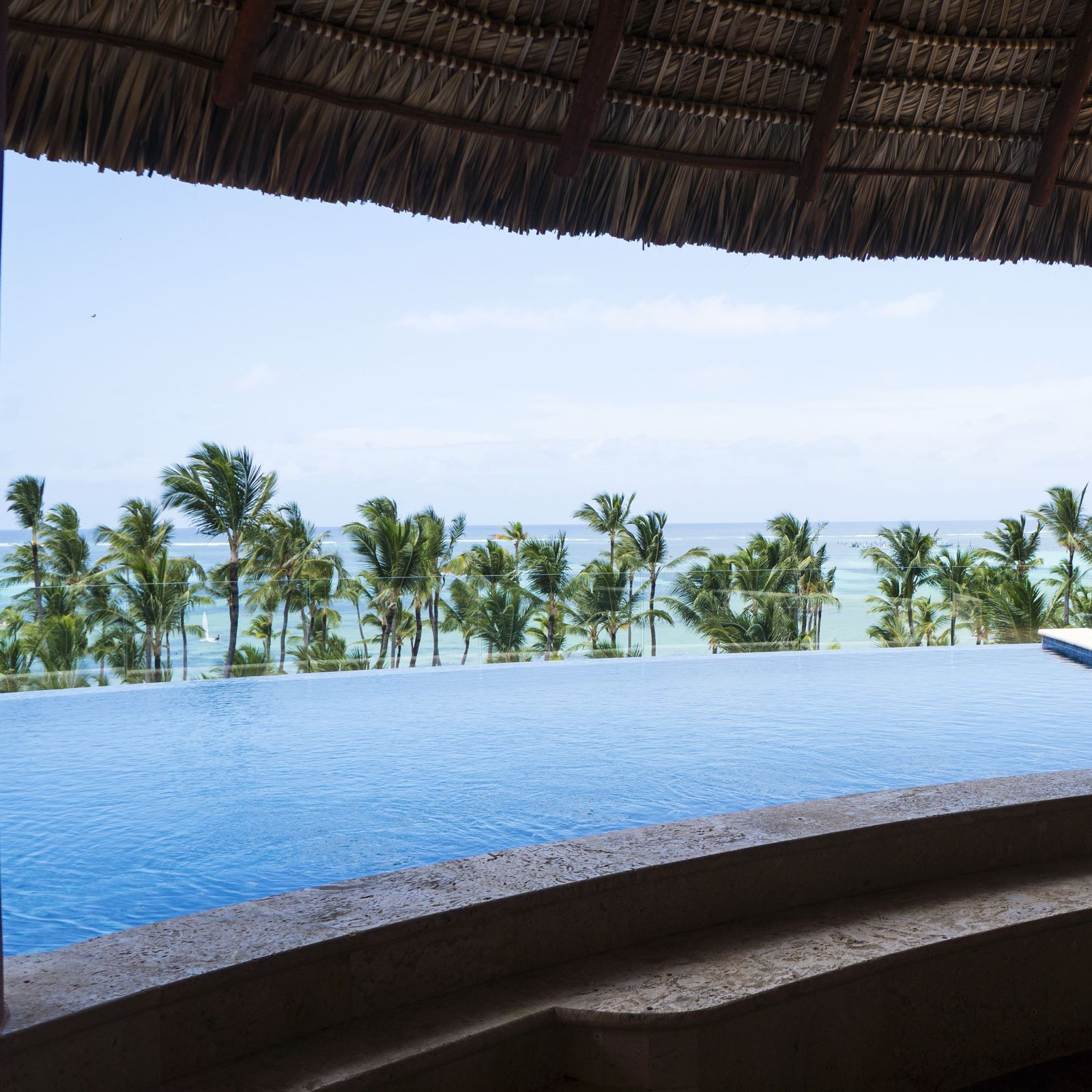 Férias em Playa Bávaro o melhor hotel com vistas sobre o mar